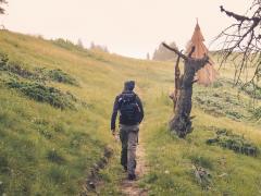 Escursione nel Parco Nazionale dello Stelvio
