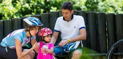 Campo pratica mountain bike - Mezzana