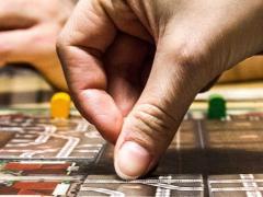 Ricordi di un tempo con i giochi da tavolo.