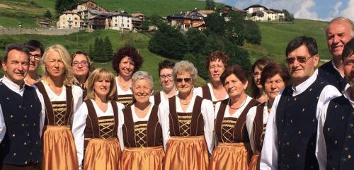 Concerto del Coro Rondinella - Ortisè