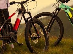 Escursione in e-bike con istruttore